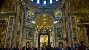 Le 10 cose più belle da vedere a Roma - Basilica di San Pietro