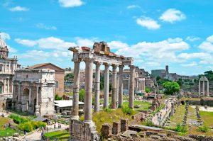 Le 10 cose più belle da vedere a Roma - Foro Romano